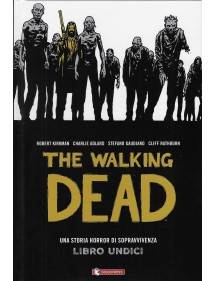 WALKING DEAD HARDCOVER (THE)  LIBRO UNDICI
