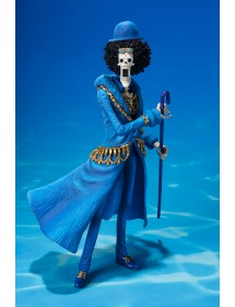 ONE PIECE FIGUARTS ZERO  BROOK 20TH ANNEVERSARY VER.