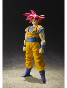 DRAGON BALL S.H.FIGUARTS  SUPER SAIYAN GOD SON GOKOU