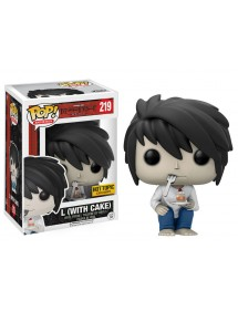 POP ANIMATION  DEATH NOTE - L (WITH CAKE)
