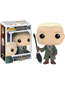 POP HARRY POTTER  19 DRACO MALFOY (QUIDDITCH)