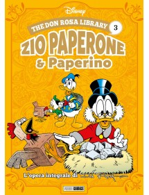 DON ROSA LIBRARY (THE)  3 ZIO PAPERONE & PAPERINO