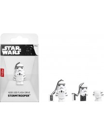 USB FLASHDRIVE  STAR WARS THE LAST JEDI - STORMTROOPER