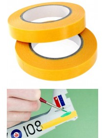 ACCESSORI PER MODELLISMO  VALLEJO: MASKING TAPE 10mmX18m - TWIN PACK
