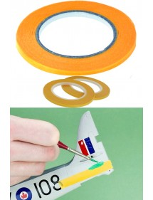 ACCESSORI PER MODELLISMO  VALLEJO: MASKING TAPE 3mmX18m - TWIN PACK