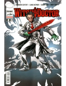 WITCH DOCTOR MENSILE  2