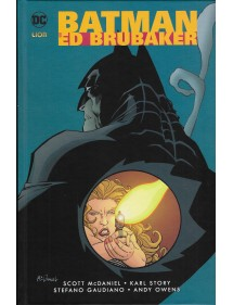 BATMAN DI ED BRUBAKER  VOLUME UNICO