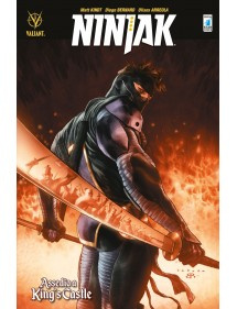 NINJAK  4 ASSEDIO A KING'S CASTLE