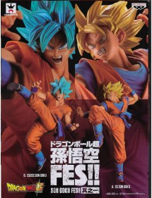 DRAGON BALL SON GOKU FES  SS SON GOKU - SSGSS SON GOKU