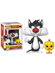 POP ANIMATION  309 LOONEY TUNES - SYLVESTER & TWEETY
