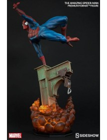 SIDESHOW COLLECTIBLES  THE AMAZING SPIDER-MAN