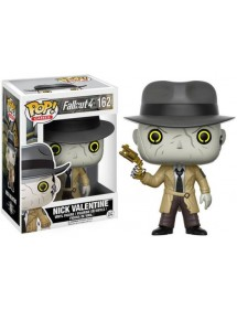 POP GAMES  162 FALLOUT 4 - NICK VALENTINE