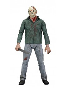FIGURE NECA  FRIDAY THE 13TH PART 3 - JASON