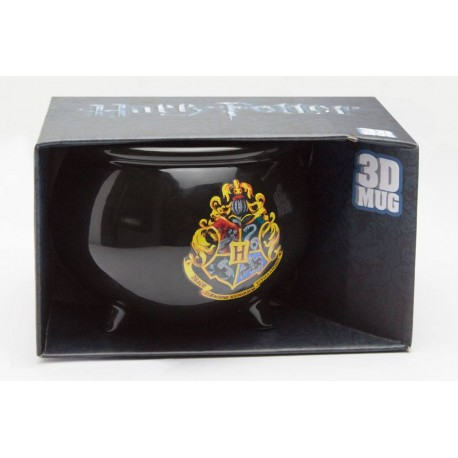 TAZZA  HARRY POTTER - 3D CAULDRON