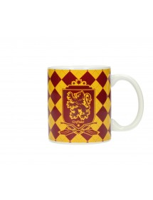 TAZZA  HARRY POTTER - GRYFFINDOR STEMMA