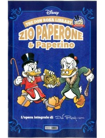DON ROSA LIBRARY (THE)  4 ZIO PAPERONE & PAPERINO