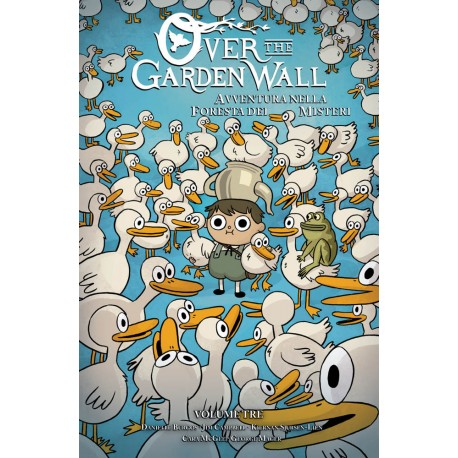 OVER THE GARDEN WALL  VOLUME TRE