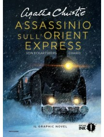 OSCAR INK  ASSASSINIO SULL'ORIENT EXPRESS
