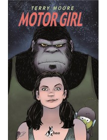 MOTOR GIRL  VOLUME UNICO