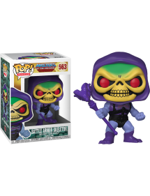 POP TELEVISION  563 MASTER OF THE UNIVERSE BATTLE ARMOR SKELETOR