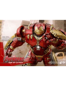 HOT TOYS  AVENGERS AGE OF ULTRON MOVIE MASTERPIECE HULKBUSTER