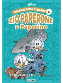 DON ROSA LIBRARY (THE)  5 ZIO PAPERONE & PAPERINO