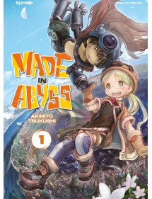 MADE IN ABYSS  1 + MAPPA