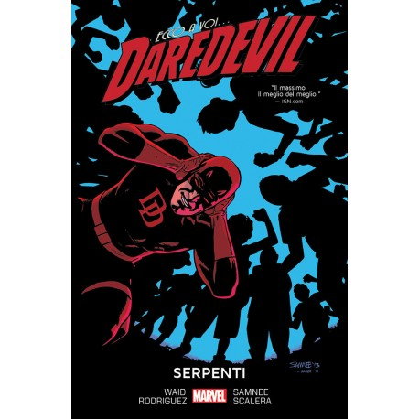 DAREDEVIL  6 SERPENTI