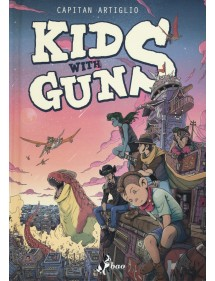KIDS WITH GUNS  VOLUME UNICO