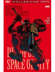 DEADPOOL COLLEZIONE 100% MARVEL BEST  6 SPACE ODDITY