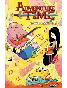 ADVENTURE TIME COLLECTION  9 GANZISSIMO!