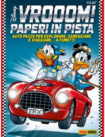 VROOOM! PAPERI IN PISTA  VOLUME UNICO