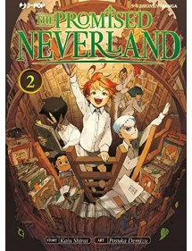 PROMISED NEVERLAND (THE)  2