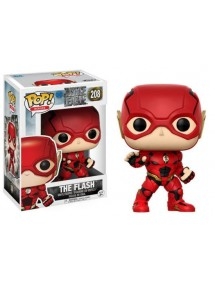 POP HEROES  208 JUSTICE LEAGUE - THE FLASH