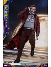 HOT TOYS  GUARDIANS OF THE GALAXY - STAR - LORD 1/6