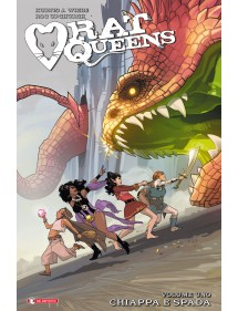 RAT QUEENS  1 CHIAPPA E SPADA
