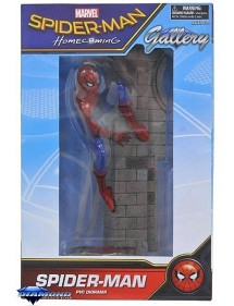 MARVEL GALLERY PVC DIORAMA  SPIDER-MAN HOMECOMING