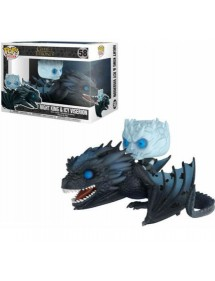 POP RIDES  58 GAME OF THRONES - NIGHT KING & ICY VISERION