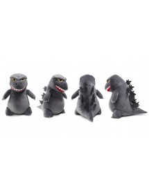 GODZILLA  SHAKE ACTION PLUSH 41CM