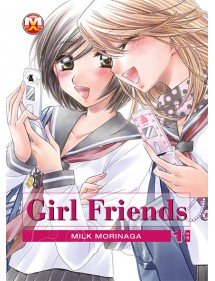 GIRL FRIENDS  SERIE COMPLETA