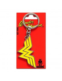 PORTACHIAVI  WONDER WOMAN METAL LOGO