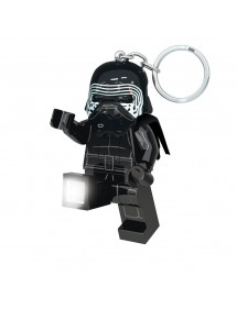 STAR WARS  LEGO MINI FLASHLIGHT PORTACHIAVI KYLO REN