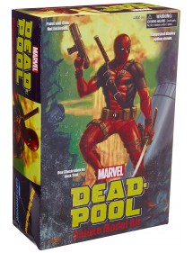 MARVEL DELUXE MODEL KIT  DEADPOOL 20CM