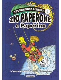 DON ROSA LIBRARY (THE)  6 ZIO PAPERONE & PAPERINO