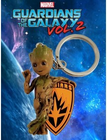 PORTACHIAVI  GUARDIANS OF THE GALAXY VOL.2 BABY GROOT