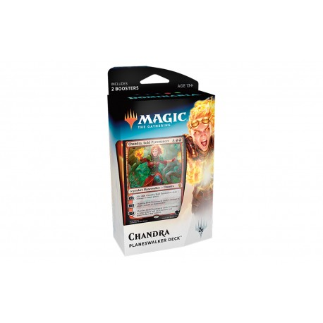 MAGIC DOMINARIA  PLANESWALKER