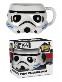 POP HOME  STORMTROPPER TAZZA IN CERAMICA