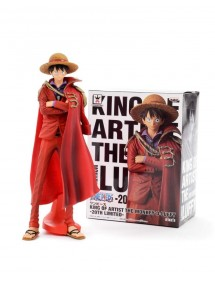 KING OF ARTIST  ONE PIECE MONKEY D LUFFY 20TH LIMITED