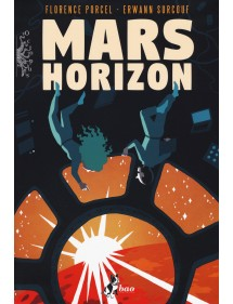 MARS HORIZON  VOLUME UNICO