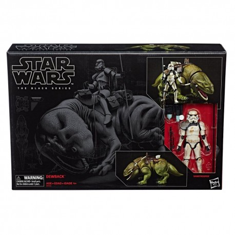 STAR WARS THE BLACK SERIES  4 DEWBACK SANDTROOPER